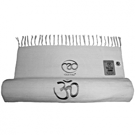 Organic Cotton Yoga Mat