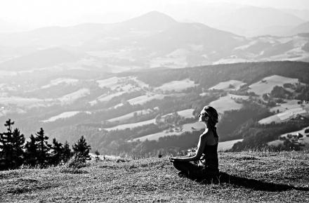 Six Yoga Poses to Handle Stress