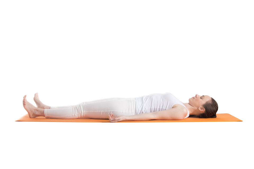 Corpse Pose - One of the Easiest Yoga Poses for Beginners