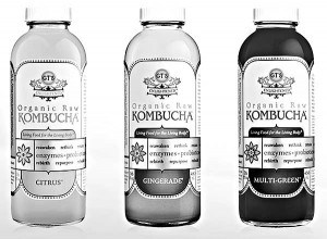 GT Synergy Kombucha Tea