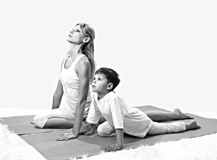 Easy Yoga Poses for Kids
